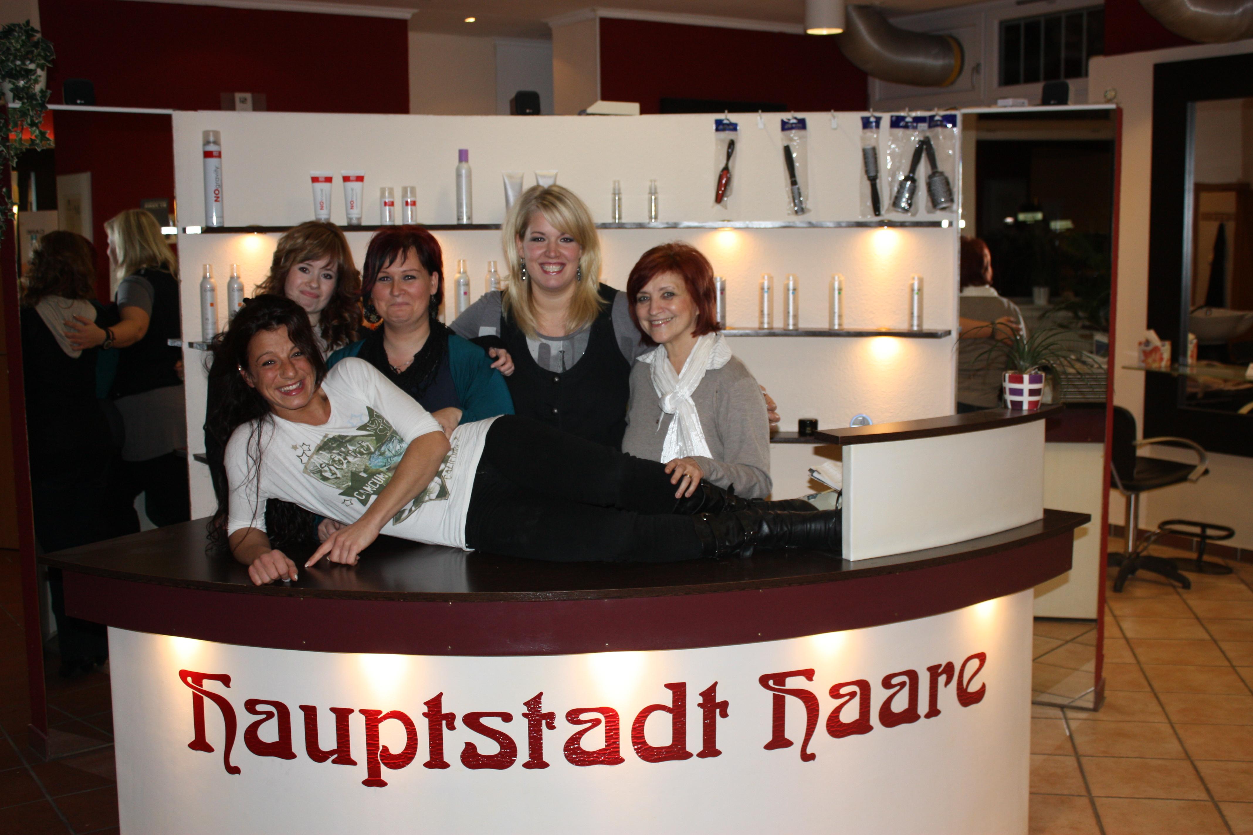 Team Haupstadt Haare